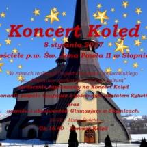 Koncert Słopnice