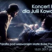 koncert Julcia